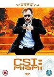 echange, troc CSI: Crime Scene Investigation - Miami - Complete - Season 4 [Import anglais]