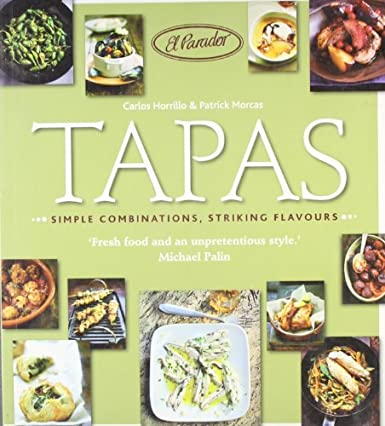 Tapas by Carlos Horrillo and Patrick Morcas