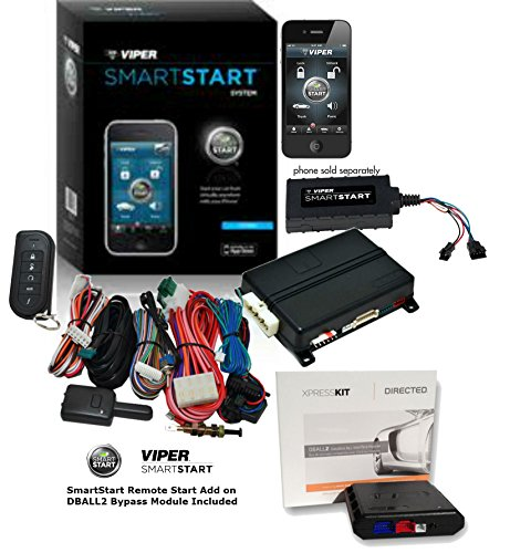 Viper-VSS4000-SmartStart-Remote-Starter-System-with-DBALL2-Bypass-Module-Interface-with-a-FREE-SOTS-Air-Freshener