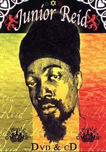 Junior Reid: Live in Berkeley (DVD + CD)