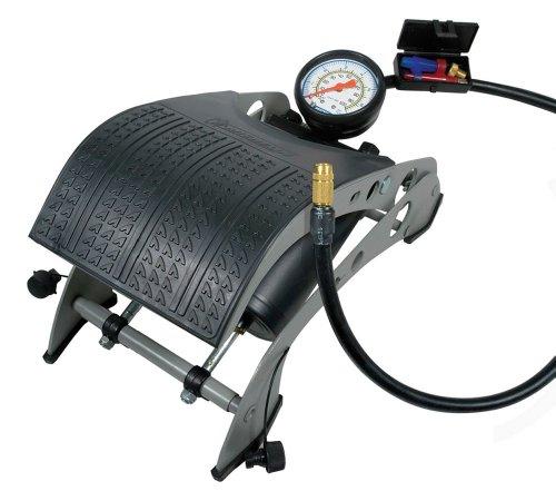 michelin-009503-pompa-piede-doppia-con-manometro