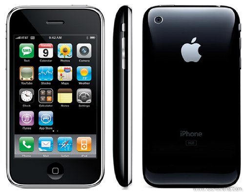 iPhone 3GS 16GB schwarz T-Mobile NetLock