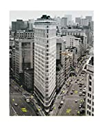 ArtopWeb Panel Decorativo Flat Iron Building