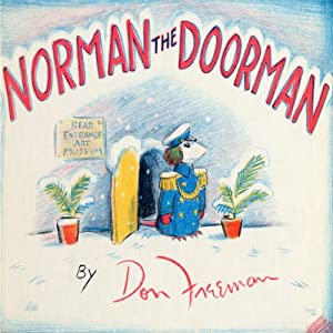 Norman the Doorman Audiobook