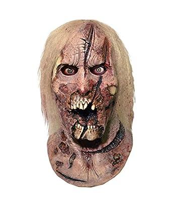 Walking Dead Deer Walker Adult Zombie Latex Costume Mask
