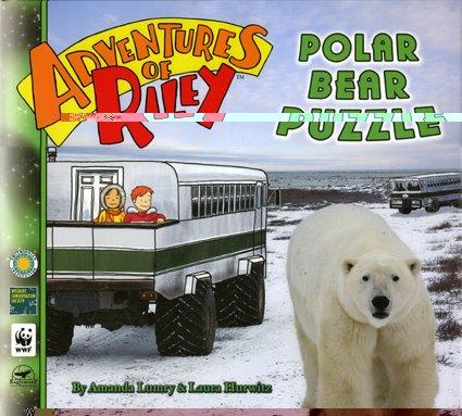 Adventures of Riley--The Polar Bear Puzzle