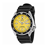 Seiko Men's SKXA35 Stainless Steel Automatic Dive Watch