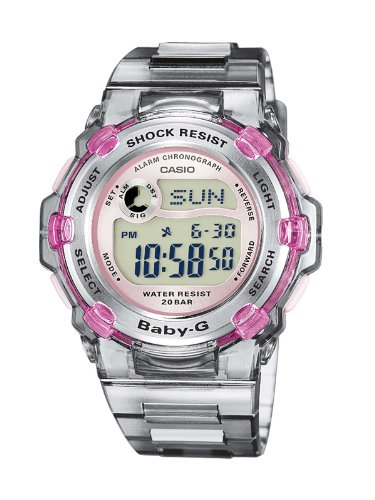Casio Baby-G Damen-Armbanduhr Digital Quarz BG-3000-8ER
