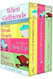 When Girlfriends Collection, Books 1-3
