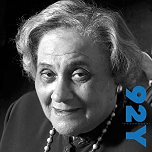 Essie Mae Washington-Williams with Dr. Gail Saltz at the 92nd Street Y Speech