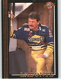 1992 Maxx Black Racing Card # 94 Terry Labonte - NASCAR Trading Cards by Maxx