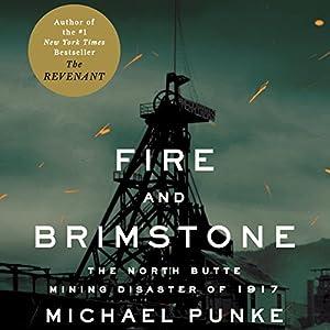 Fire and Brimstone Audiobook