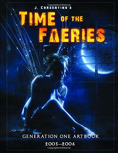 Time of the Faeries Generation One Art Book