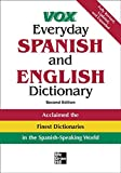 img - for Vox Everyday Spanish and English Dictionary (VOX Dictionary Series) book / textbook / text book