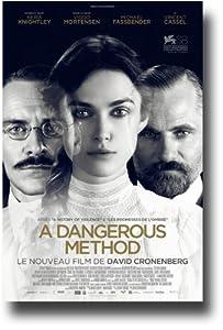 Amazon.com: A Dangerous Method Poster - 2011 Movie 11 X 17 ... A Dangerous Method Poster
