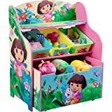 Dora the Explorer 3 Tier Organizer with Rollout Toybox