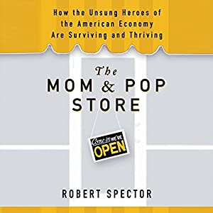 The Mom & Pop Store Audiobook