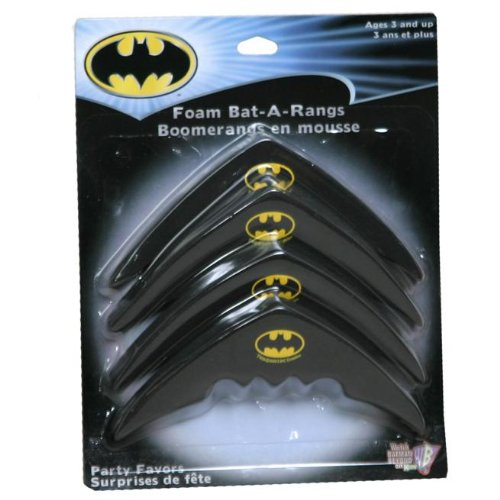 Batman Bat-a-rangs (4-pack)