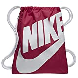 Nike Heritage Gym Sack (One Size, Red Sepia/Rust Pink) (Color: Red Sepia/Rust Pink, Tamaño: One Size)