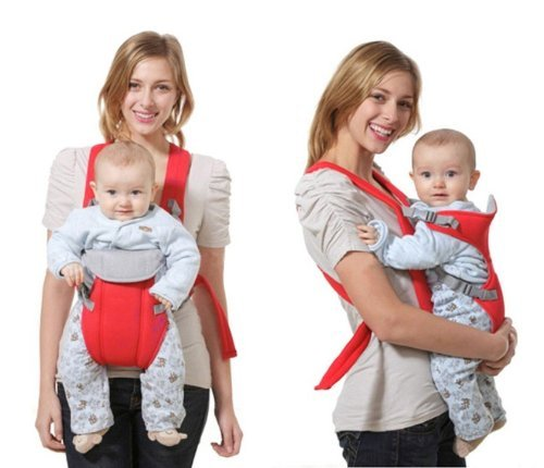 Baby Wrap Back Carry front-1059666