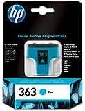 HP 363 - Cyan Ink Cartridge (C8771EE)