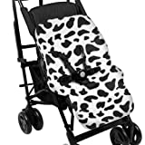 Fun n Funky fleece pushchair liner by Clair de Lune - mu mu