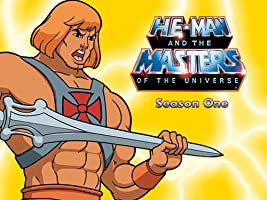 He Man, Masters Of The Universe - Season 1