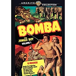 Bomba The Jungle Boy Volume 1