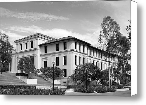 Occidental College Fowler Hall Canvas Print