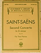 Saint-Saens: Second Concerto in G Minor Op.…