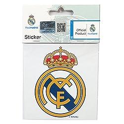 Real Madrid C.F. Window Sticker WS