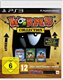 Worms Collection [Software Pyramide] - [PlayStation 3]