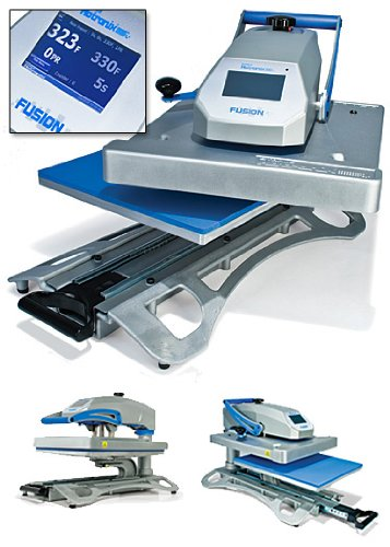 Hotronix Fusion 16x20 Heat Press Swing-Away MADE IN USA Heat Transfer Press Machine Built To Last!