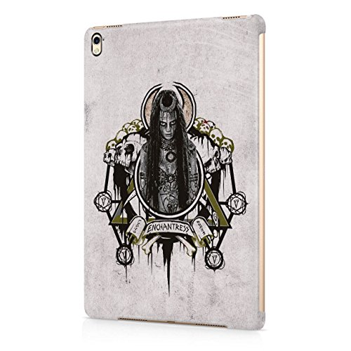 Suicide Squad Enchantress Skulls Hard Snap-On Protective Case Cover For Apple iPad Pro 9.7