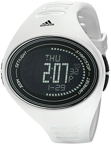 Adidas Unisex Adp6107 Digital Display Analog Quartz White Watch