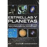 Estrellas y planetas: Guía de mapas celestes y cartas estelares para la observación del cielo nocturno