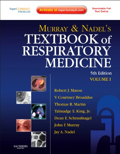 Murray And Nadel'S Textbook Of Respiratory Medicine: 2-Volume Set, 5E