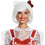 Disguise Women's Hello Kitty Adult Costume Wig