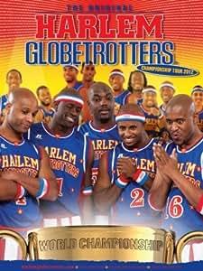 2012 Harlem Globetrotters Souvenir Program