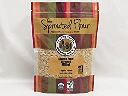 1 lb. Organic Sprouted Millet