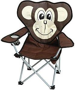 "Children's ""Monkey"" Camping Folding Stick Chair"
