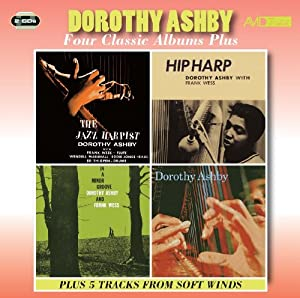 Four Classic Albums Plus (Jazz Harpist / Hip Harp / In A Minor Groove / Dorothy Ashby)