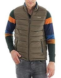 US Polo Association Men's Cotton Sweatshirt (8907036842272_USSS0086_Medium_Italian Plum)
