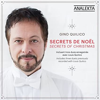Gino Quilico – Secrets of Christmas