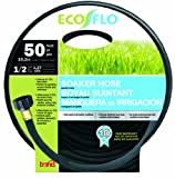 Bond 70280 Eco Flo 50-Feet by 1/2-Inch Soaker Garden Hose