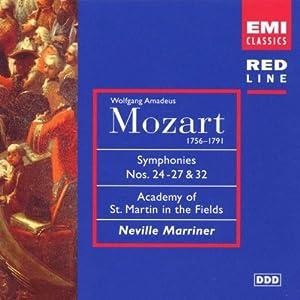 Red Line - Mozart (Sinfonien)