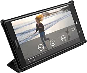 Nokia 02738S8 CP-623 Schutzhülle für Nokia Lumia 1520 schwarz
