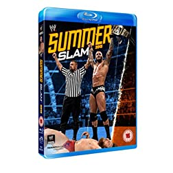 Wwe-Summerslam 2013 [Blu-ray]
