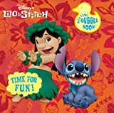 Disney-Lilo--Stitch-Bath-Book-Disney-Bath-Time-Bubble-Lilo--Stitch