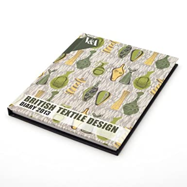 V&A British Textile Design Pocket Diary 2013